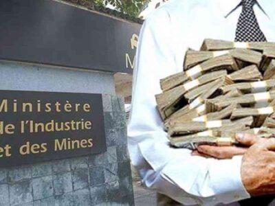 algérie ministère industrie devises