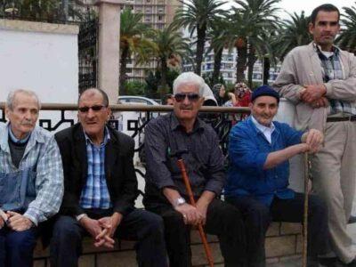 Algérie vie retraités France