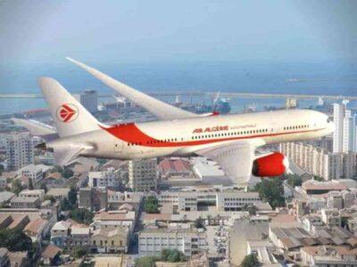Algérie reprise des vols