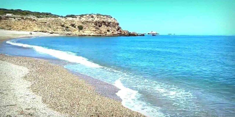 Algérie plages restaurants cafétérias