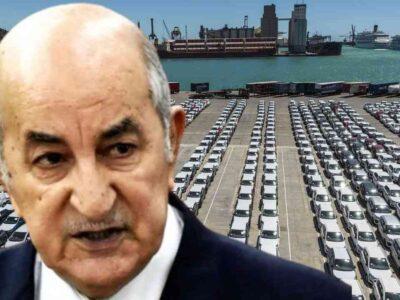 algérie concessionnaire automobile marques