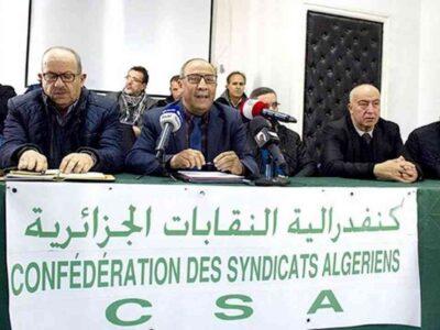 Algérie retraite pouvoir achat