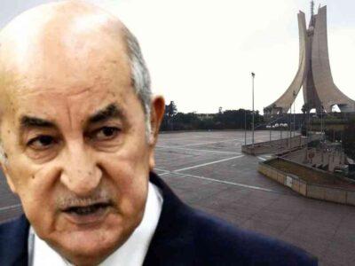 Algérie reconfiner wilayas