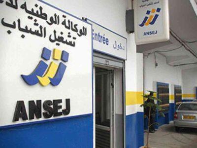 Algérie Ansej entreprises