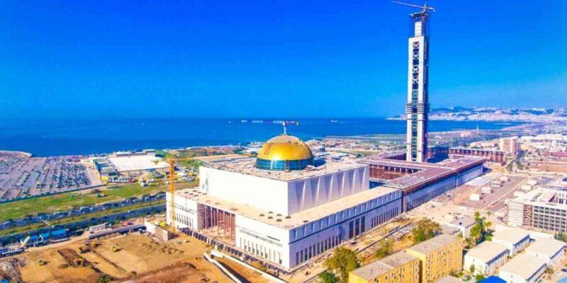 liste mosquées rouvrir Alger