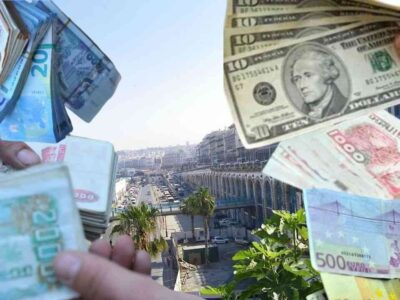 Algérie marché devise