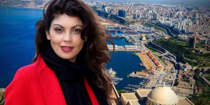 Algérienne Nawell Madani