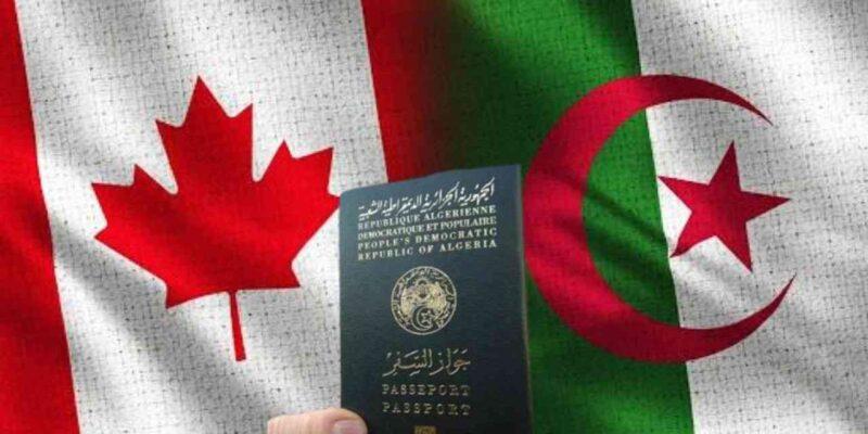 ambassade Canada Algérie visa