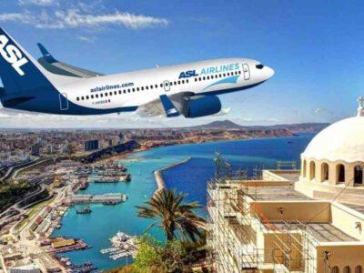 ASL Airlines Algérie France
