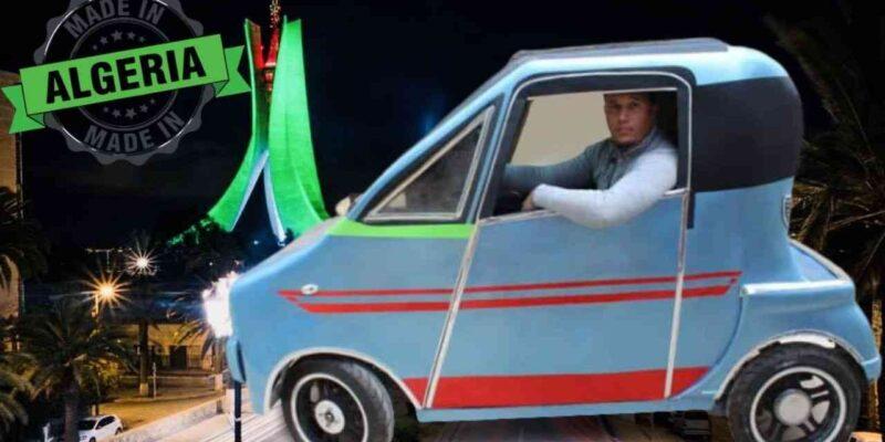 automobile algérie voitures électriques