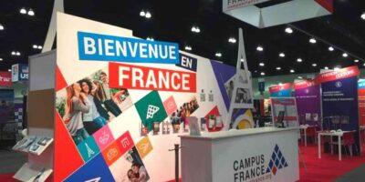 Campus France Algérie études
