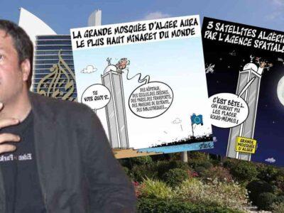 mosquée Alger dilem jazeera