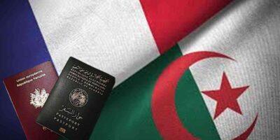 Algérie France choix