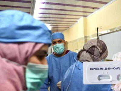 Coronavirus Algérie bilan soignant