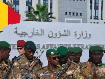 coup état mali algérie