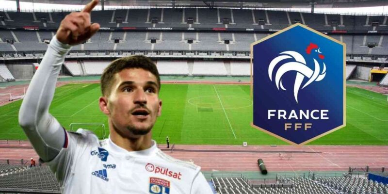 Houssem Aouar France Algérie