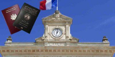 Franco-Algérien nationalité France