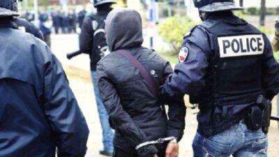 étudiant algérien France