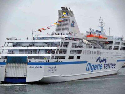 Algérie Ferries traversées