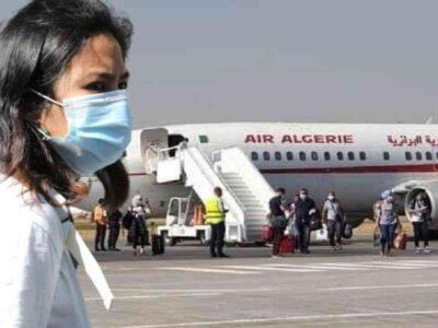 frontières confinement algériens rapatriés