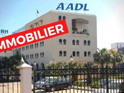 Algérie logements AADL