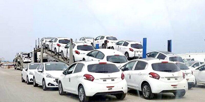Algérie importation voitures conditions