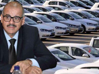 importation voitures Algérie prix