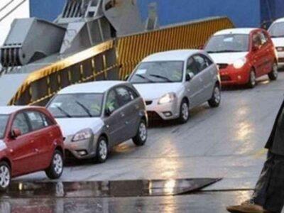 importation voitures occasion algérie