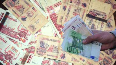 Euro Dinar 08 août