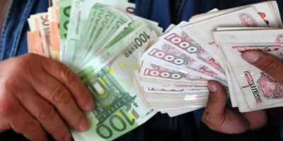 Algérie devises euro dinar