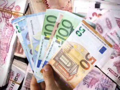 Euro dinar Algérie