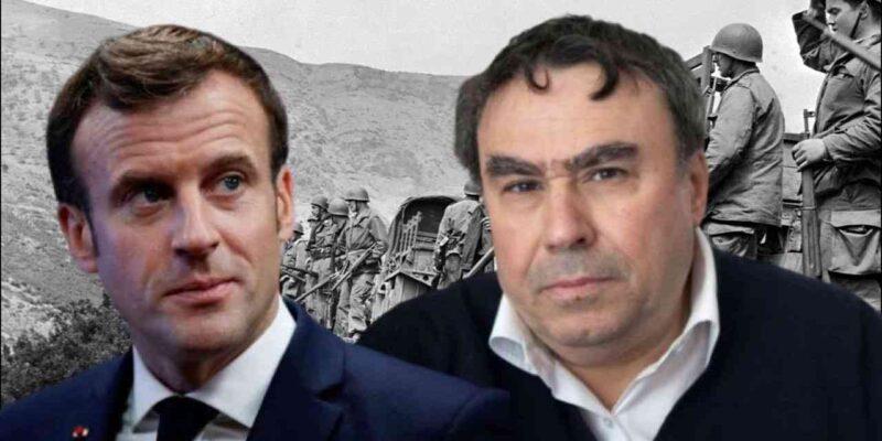 algérie france stora macron