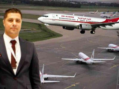 Algérie vols