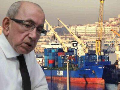 Algérie exportation produits interdiction