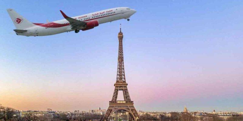 Air Algérie Alger Paris