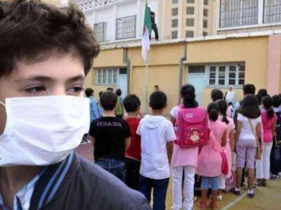 rentrée scolaire 2020 Algérie