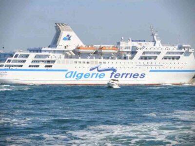 Liaisons maritimes Algérie ferries