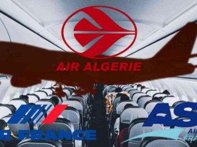 air algérie france asl