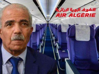 vols air Algérie pdg