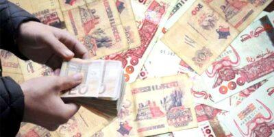 euro dinar marché officiel