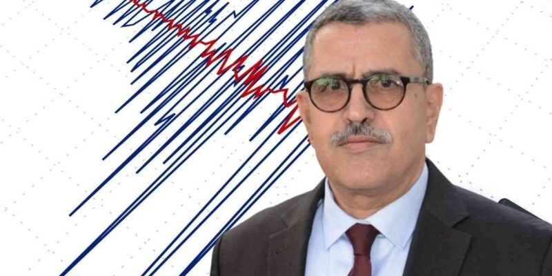 Tremblement terre algérie mila
