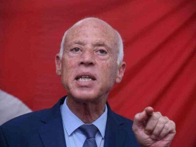 Tunisie assassiner kais saied