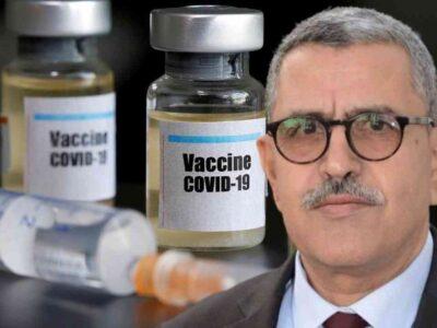 vaccin Coronavirus Algérie Djerad
