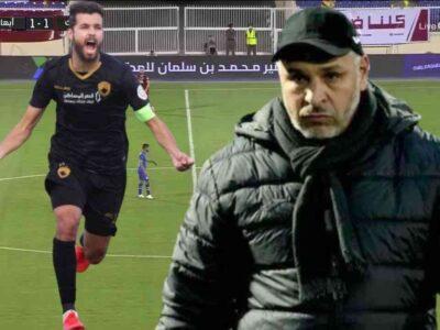 zekri chafaï championnat saoudien