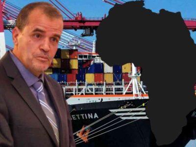 algérie commerce afrique