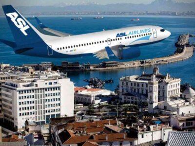 Algérie France vols