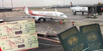 prix billets vols Algérie