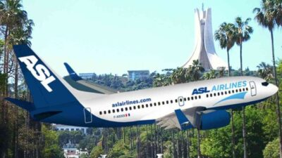 vols ASL Airlines Algérie