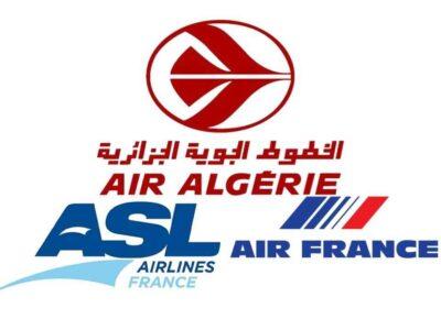 algérie air france asl