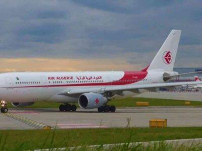 Air Algérie rapatriement algériens